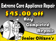 $45 Off Any Completed Repair For Senior Citizen's